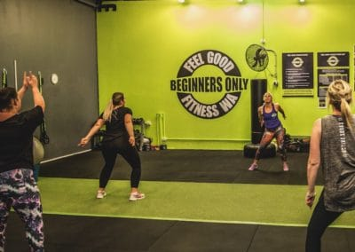 Feel Good Fitness WA Beginners Fitness Studio Mandurah Private Training Beginners Dancercise